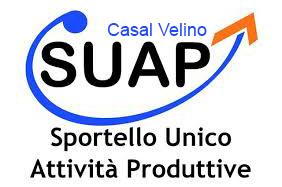 Clicca sul'immagine per indirizzarti sul sito ufficiale SUAP di Casal Velino (SA).